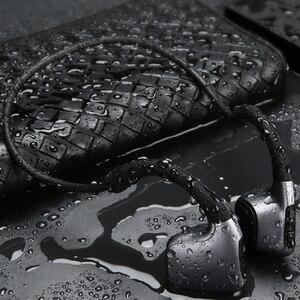 Image 3 - オリジナルヘッドフォンbluetooth 5.0骨伝導ヘッドセットワイヤレススポーツイヤホンヘッドセットサポートドロップシッピング