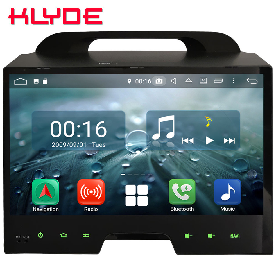 10.1 IPS Octa Core 4G WIFI Android 8.1 4GB RAM 64GB ROM RDS Car DVD Multimedia Player Radio Stereo For Kia Sportage R 2010 2015