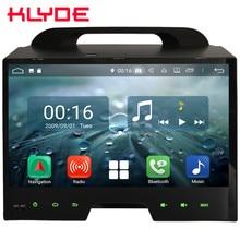 10,1 «ips Восьмиядерный 4G Wi-Fi Android 8,1 4G B ram 6 4G B rom RDS автомобильный DVD мультимедийный плеер Радио стерео для Kia Sportage R 2010-2015