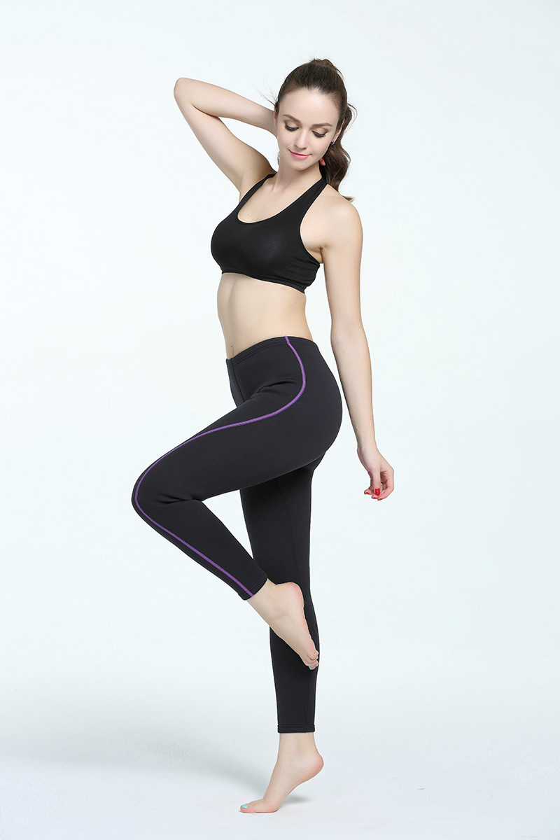 Cold warm and warm men and womens Surf pants