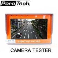 IV X 4 3 Inch CCTV Camera Tester Monitor Analog CVBS Camera Testing UTP Cable Test