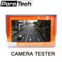 IV X 4 3 Inch CCTV Camera Tester Monitor Analog CVBS Camera Testing UTP Cable Test