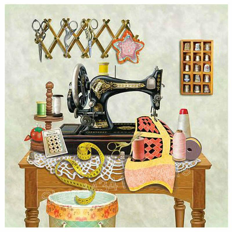 свадьба картинки швейных машин так цвете