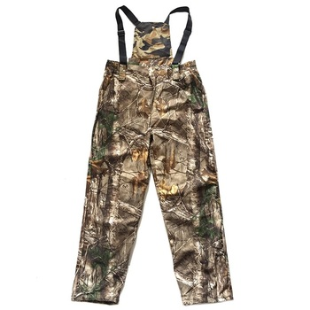 Men's Outdoor Bionic Winter Camouflage Clothes Hunting Clothing Winter Hunting Suits with Fleece Ghillie Suit 3