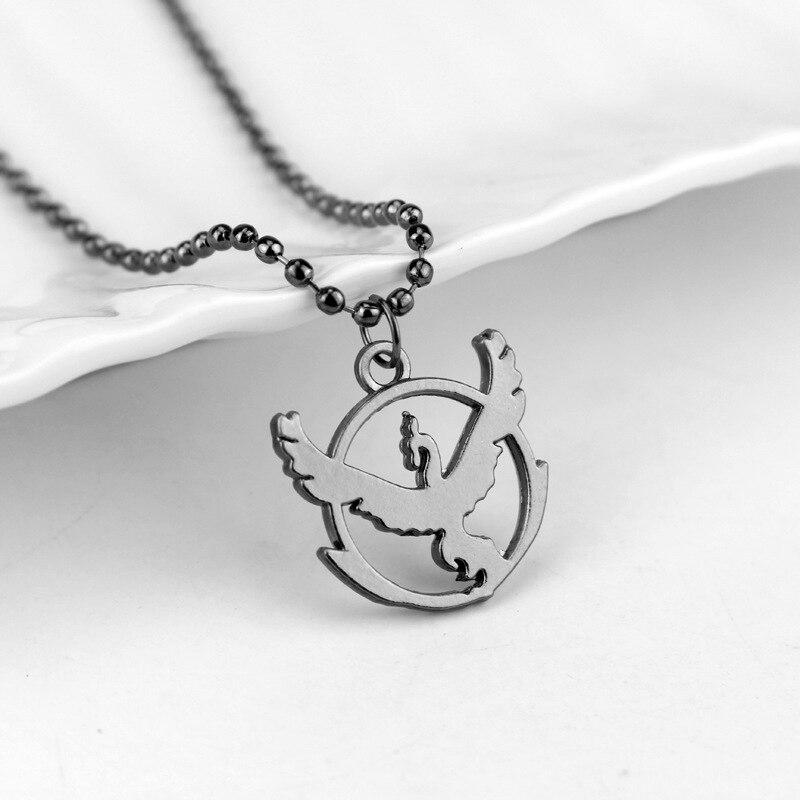 Pokemon online trading necklace station