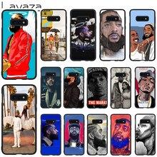 Lavaza Rapper Nipsey Hussle Soft Case for Galaxy Note 8 9 S7 edge S8 S9 S10 Plus S10e M10 20 30 Cover