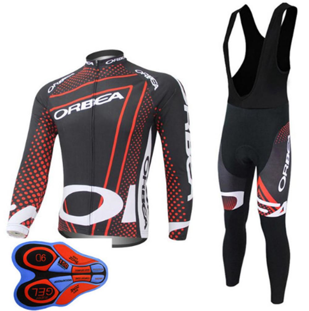 Sport Sets wear tanyho ORBEA long Sleeve Cycling Jersey Bicycling Shirts Bicycle Bike MTB Ciclismo Cycle Maillot Clothing Pants
