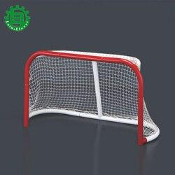 Мини высокое качество уличный хоккейный гол/мини уличный съемный хоккейный гол складной для ребенка/мини хоккейный футбольный гол