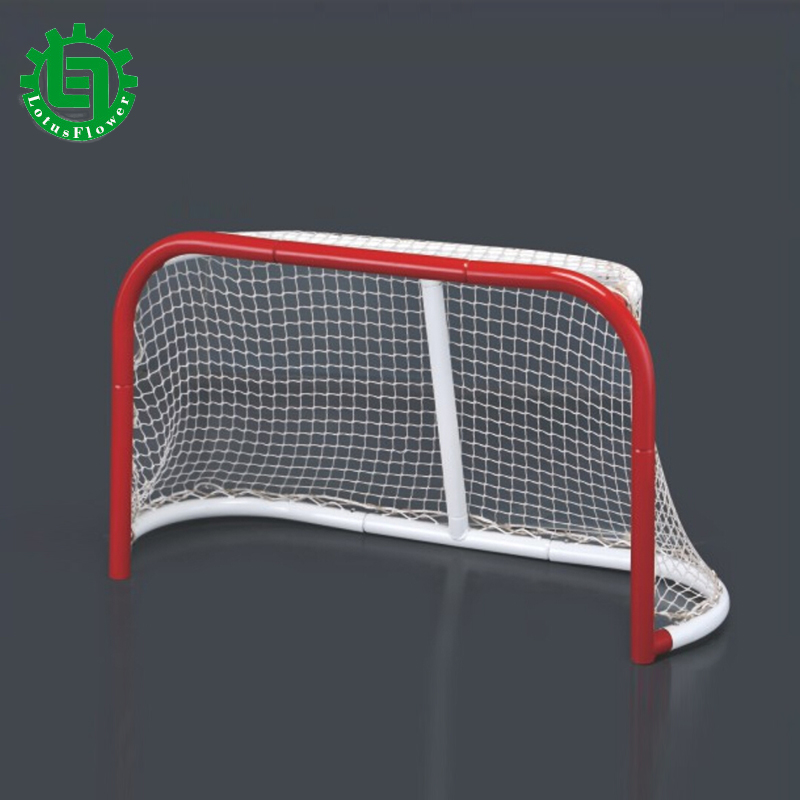 Mini High Quality Street Ice Hockey Goal/ Mini Street Detachable Hockey Goal Foldable For Kid/ Mini Ice Hockey Soccer Goal
