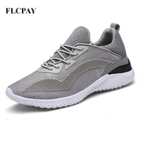 2017 New Brand FLCPAY Sports Running Shoes Men Women Breathable Sneakers Flat Size Top Plus Fashion