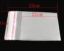 Adhesive Seal Plastic Bags