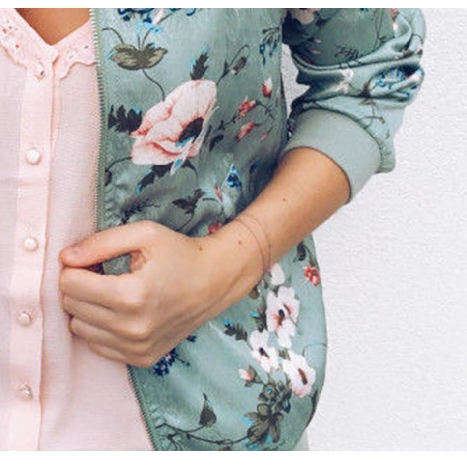HTB1Sh7BKMHqK1RjSZFPq6AwapXa2 Plus Size Spring Women's Jackets Retro Floral Printed Coat Female Long Sleeve Outwear Clothes Short Bomber Jacket Tops 5XL