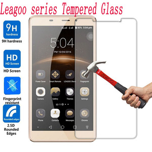 2PCS Screen Protector mobile phone For Leagoo M5 Plus M8 M9 Pro KIICAA Power MIX T5 T5C Tempered Glass Film Protective Screen(China)