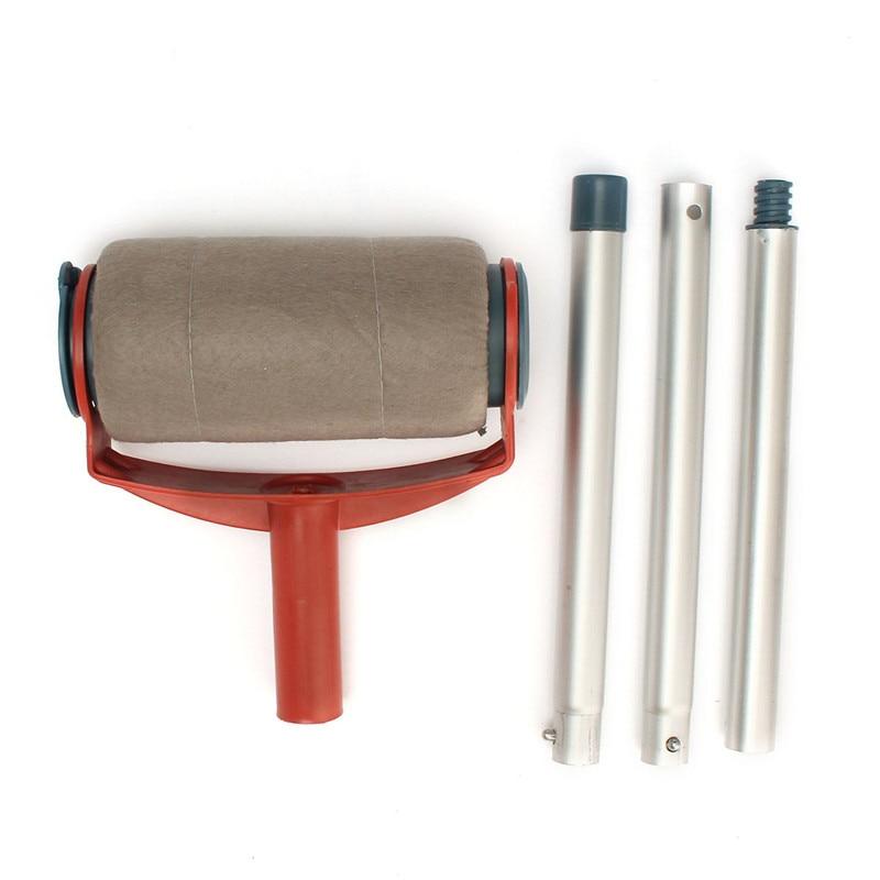 1PC Pintar Facil Long Handle Paint Roller Brush Multifunction Brush Detachable Painting Brush Household Wall Decorative Tool Set