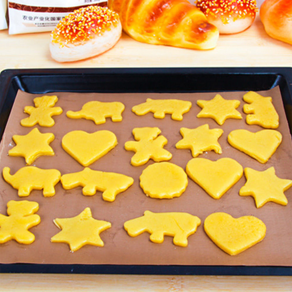 Baking & Pastry Tools Kitchen,dining & Bar Newest Cartoon Shaped 3d Aluminium Alloy Biscuits Mould Round Irregular Diy Baking Mould Inexpensive Orders Are Welcome.