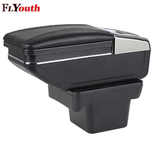 Car Armrest Box Central Store Content Box Products Interior Armrest Storage Car-Styling For Volkswagen Touran 2016 2017 2018 commercial car hight quality car armrest box storage for nv200 armrest box nv200