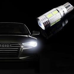 2 шт./лот sunkia Автомобильный источник света T10 W5W 194 168 Canbus 10-SMD 5630 распродажа Ширина Парковка свет лампы ошибок фонарь