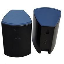 3 Inch Empty Box Connector Desktop Mini Stereo Shell Plastic Case Waterproof Surround Speaker Body