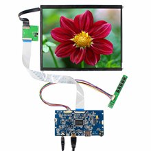 9.7inch LP097QX1 2048x1536 LCD Screen With HDMI LCD Driver Board