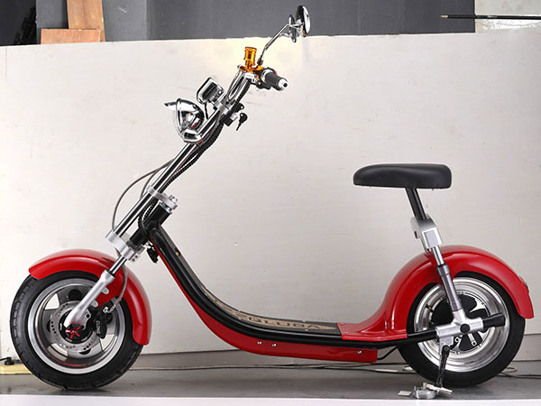 Hot sale Harley fat tire electric motor scooter with CE charger