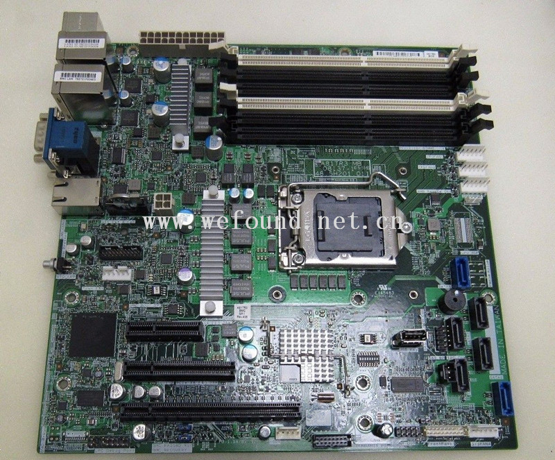 100% Working Server Motherboard for DL120 G6 1156 531560-001 576932-001 Fully Tested