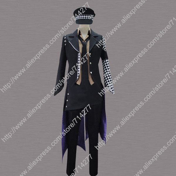 Free shipping Custom Cheap Ukyo Cosplay Costume from Amnesia