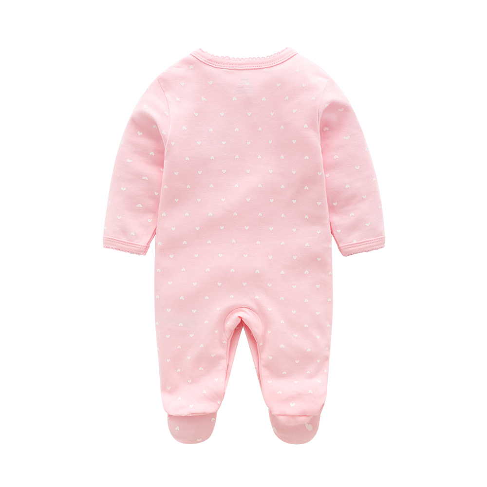 HTB1ShAEDVmWBuNjSspdq6zugXXai Newborn baby pajamas unicorn cotton romper boys clothes overalls romper infants bebes jumpsuit premature infant baby clothes