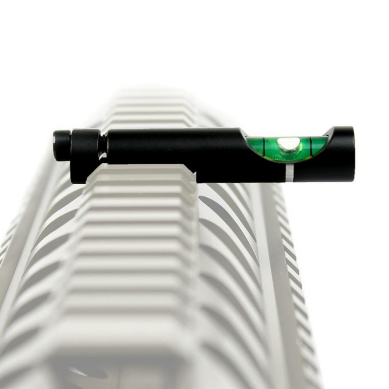 11mm Picatinny Weaver Rail Rifle Outdoor Hunting Spirit Bubble Level For Aluminum Alloy Scope Mount Accessories