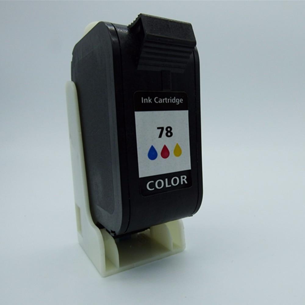 Farbe Tintenpatronen Für HP 78 XL 78XL HP78XL HP78 6578D Fax 1220...