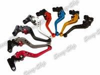 CNC Short Brake Clutch Levers For Suzuki GSXR 600 750 GSXR600 GSXR750 1997 1998 1999 2000