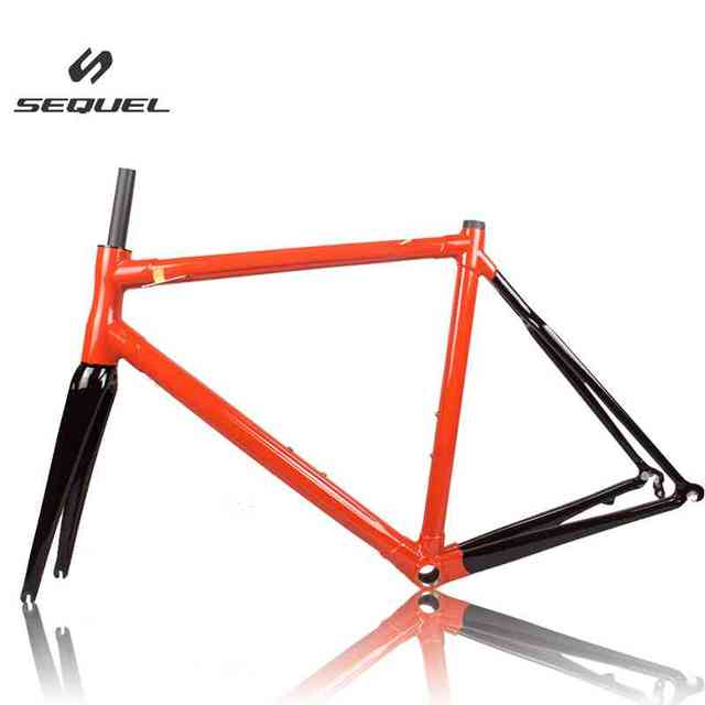 Carbon bike frame T1000 PF30 road bike frame wind tunnel fork ...