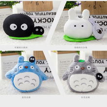 4 Pcs A Lot 20 Cm Totoro Cartoon Movie Soft Plush Toy Fully Stuffed For Fans