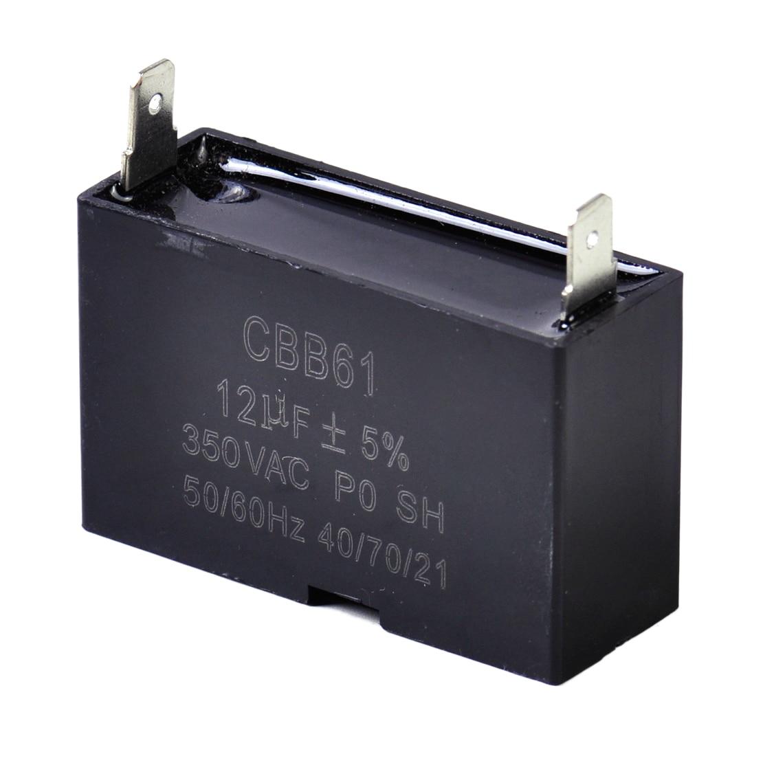 8uF Generator Capacitor 8uF Generator CBB61 8 uF 50 or 60 Hz 350V 350 VAC