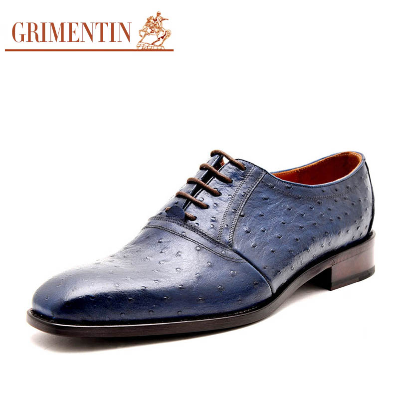 grimentin brand custom handmade mens dress shoes genuine leather sole italy designer luxury business shoes men flats for wedding plastic fabricator