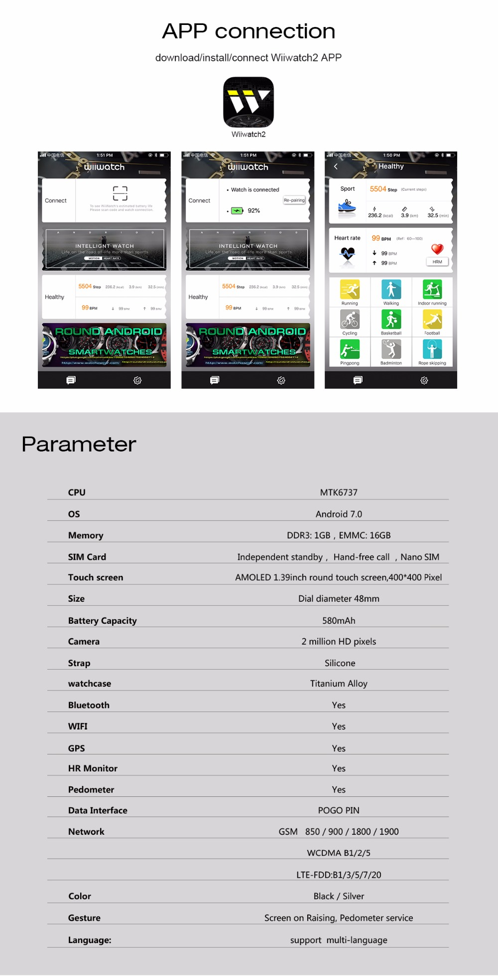 smartwatch android 13