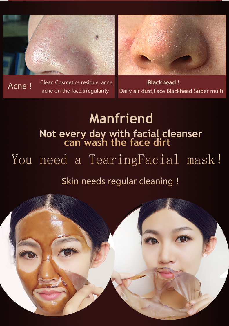 Skin Care Mask Moisturizing Whitening Acne Treatment Deep Cleaning Skin Exfoliating Blackhead Anti-Aging Face Care Facial Cream 8