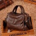 2016  Genuine leather  designer handbags high quality Crocodile Bag genuine leather women handbag patchwork 4 color