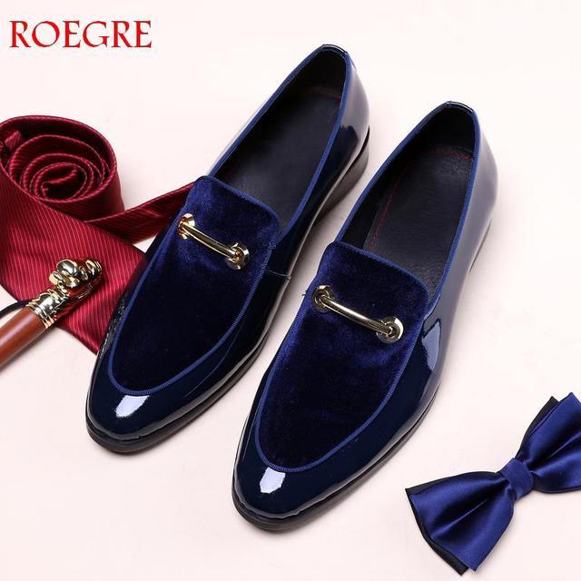 חדש גברים שמלת נעלי צל פטנט עור יוקרה אופנה חתן חתונה נעלי גברים יוקרה איטלקי סגנון אוקספורד נעלי גדול גודל 48
