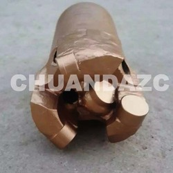 Сверло для бурения скважин на воду, 56 мм, 3 крыльев, вольфрамовый твердосплавный PDC