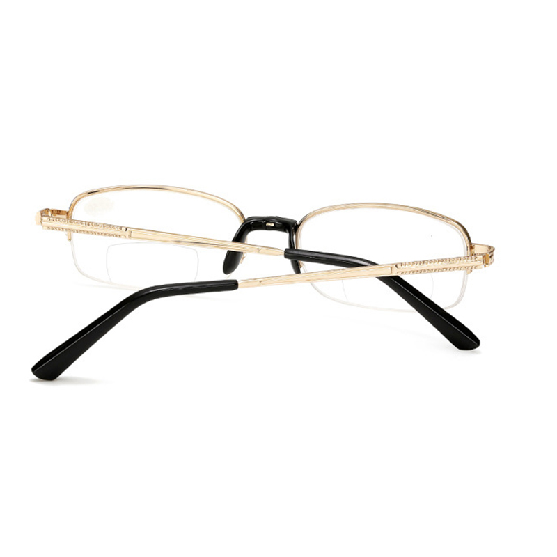 aab8691644 Bifocal Reading Glasses Men Women Diopter Presbyopic Prescription Multi  Focal Male Eyeglasses +1.0+1.5+2.0+2.5+3.0+3.5 RS329-in Reading Glasses  from Apparel ...