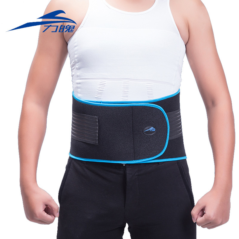 Tourmaline Self-heating Magnetic Therapy Waist Support Belt Lumbar Back Waist Support Brace Elastic Back Brace Posture Corrector цена