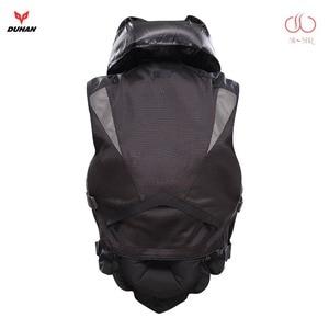 Image 4 - Motorcycle air bag vest Duhan air bag vest moto racing professional advanced air bag system motocross protective airbag cylinder