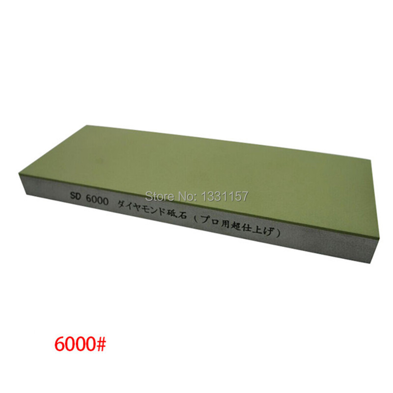 6000 Grits Professional Diamond Resin Whetstone font b Knife b font Sharpener Sharpening Grinding Stone DMD1503