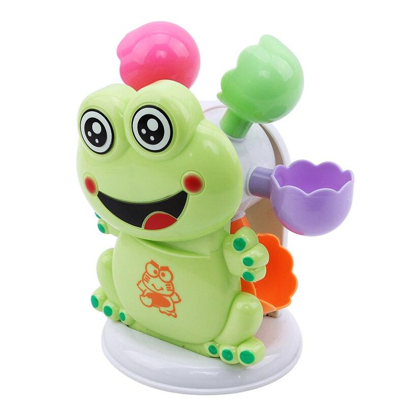 1 Pc Lustige Wasser Bad Spielzeug Frosch Dusche Wasserhahn Baby Bad Auslauf Spielen Bad Spielzeug Für Kinder Strand Spielzeug In Sommer Geburtstag Geschenk Reines Und Mildes Aroma