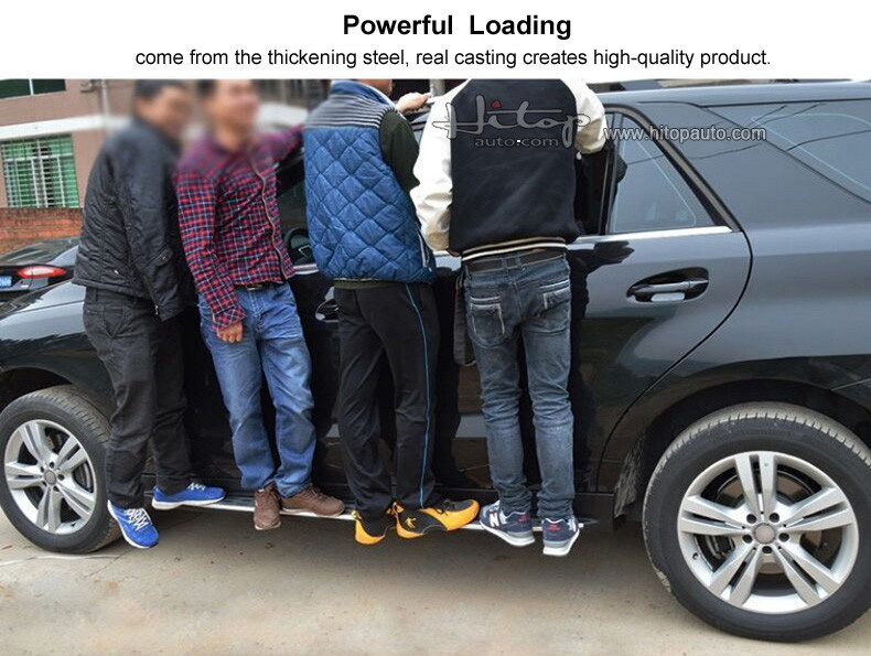 Automobiles & Motorcycles Shop For Cheap High Quality Car Side Door Body Molding Streamer For Toyota Prado Fj150 2014 2015 We Have Won Praise From Customers