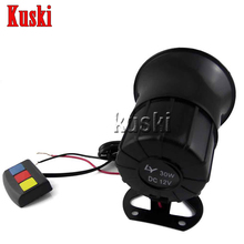 30W 3 Sounds Car Horn Styling For Chevrolet Cruze Aveo Captiva Lacetti TRAX Sail Epica For Acura MDX RDX TSX Accessories