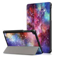 """galaxy tab Slim Case for Samsung Galaxy Tab A 8.0 SM-P200/P205 Tablet Folding Stand Cover for Samsung Galaxy Tab A 8.0"""" 2019 Released (1)"""