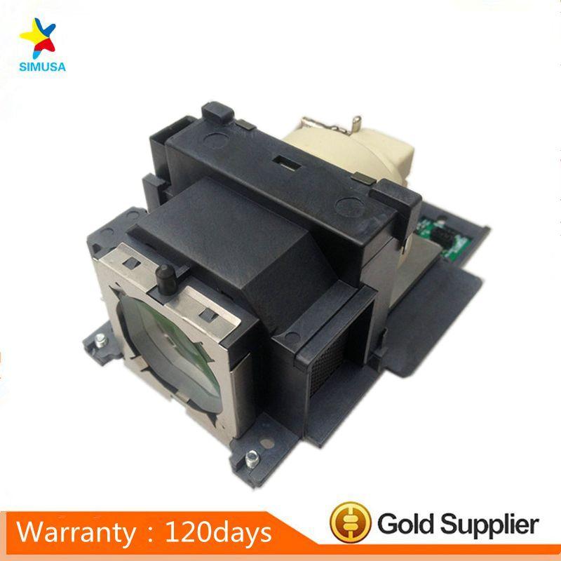 Compatible Projector lamp bulb  ET-LAV100  with housing for  PANASONIC PT-VW330  PT-VX400NT  PT-VX400  PT-VX41 title=