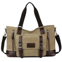 Neue Hohe Qualität männer Reisetaschen Solide Zipper Männer Leinwand Reisetasche Duffle Tasche Bolsa Große Kapazität Gepäck Tote