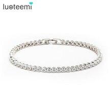 Hot Selling Women Tennis Bracelet Luxury
